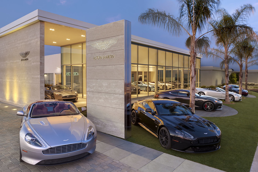 Aston Martin San Diego David Blank Photo - Aston martin dealerships